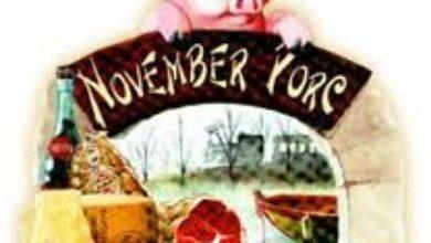 November Porc Stellato